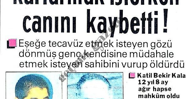 BEYİN YAKAN GAZETE KUPÜRLERİ!..