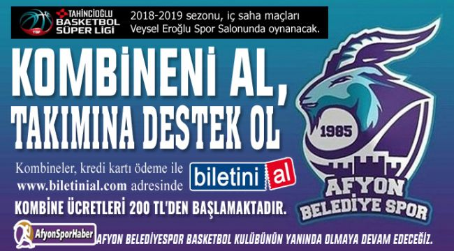KOMBİNENİ AL, TAKIMINA DESTEK OL!..