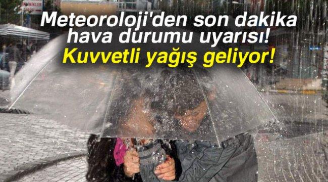 AFYONKARAHİSAR'DA HAVALAR NASIL OLACAK?..