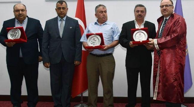 """AFYONKARAHİSAR'DA """"YILIN AHİSİ"""" KAFTANINI GİYDİ"""
