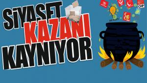 AK PARTİ AFYONKARAHİSAR KULİSLERİ HAREKETLİ!..
