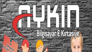 AYKIN KIRTASİYE'DE FİYATLAR KONUŞUYOR!..