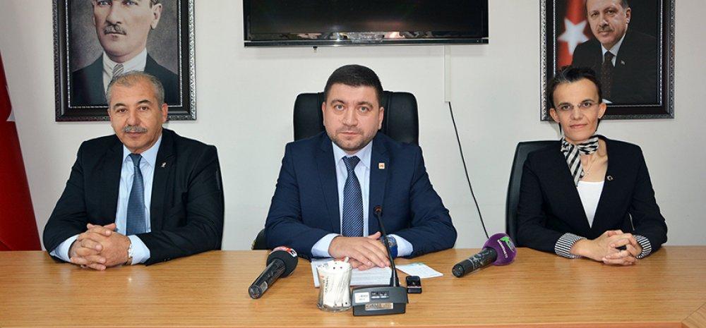 CHP, STK ZİYARET NOTLARINI UNUTMASIN!..