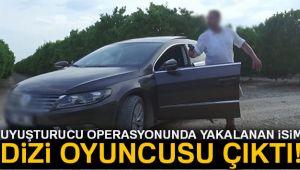 DİZİ OYUNCUSU UYUŞTURUCU TACİRİ ÇIKTI!..