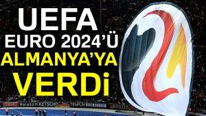 EURO 2014 ALMANYA'YA VERİLDİ