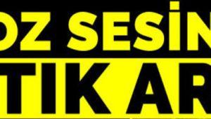 VATANDAŞ EGZOZ SESİNDEN BIKTI!..