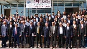 19. ULUSAL TURİZM KONGRESİ AFYON'DA BAŞLADI