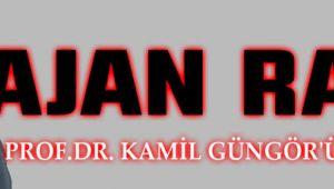 AJAN RAHİP... PROF. DR. KAMİL GÜNGÖR'ÜN YAZISI...