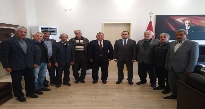 DUMLUPINAR'DA GENİŞ KATILIMLI İSTİŞARE TOPLANTISI YAPILDI