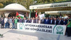 GAZZE İNSANİ YARDIM BEKLİYOR!..