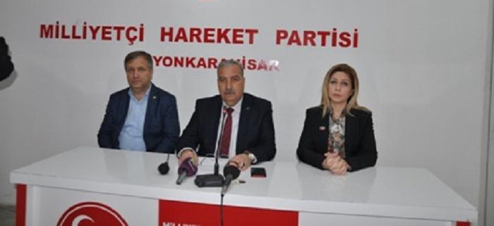 KOÇAK'LA MHP ARASINDA BİR İLETİŞİM KURULMADI!..