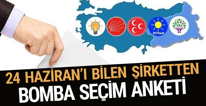 ORC'NİN SEÇİM ANKETİ BOMBA!..