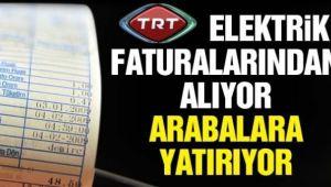 TRT'YE YİNE PARA AKACAK!..