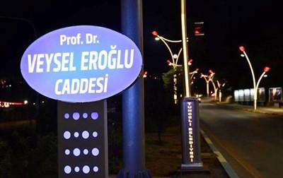 TUNCELİ'DEN PROF. DR. VEYSEL EROĞLU'YA VEFA