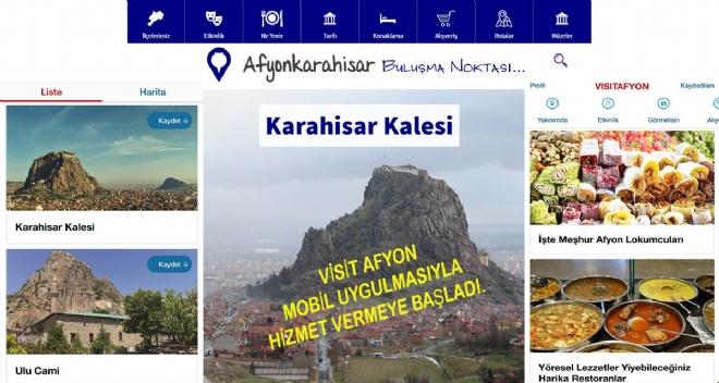 VISIT AFYON MOBİL YAYINDA!..
