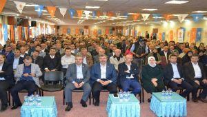 AFYONKARAHİSAR AK PARTİ İL DANIŞMA MECLİSİ TOPLANTISI YAPILDI