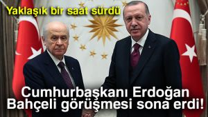 AK PARTİ-MHP YERELDE İTTİFAKA DOĞRU!..