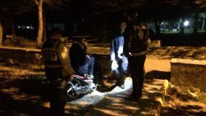 BOLVADİN POLİSİNDEN 'HUZUR' UYGULAMASI