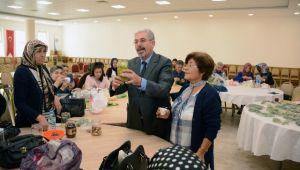 DİNAR'DA BESLENME YÖNETİMİ VE PROBİYOTİK TURŞU YAPIMI KURSU