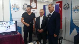 DİNAR, EGE İLLERİ TANITIM GÜNLERİNDE TANITILIYOR