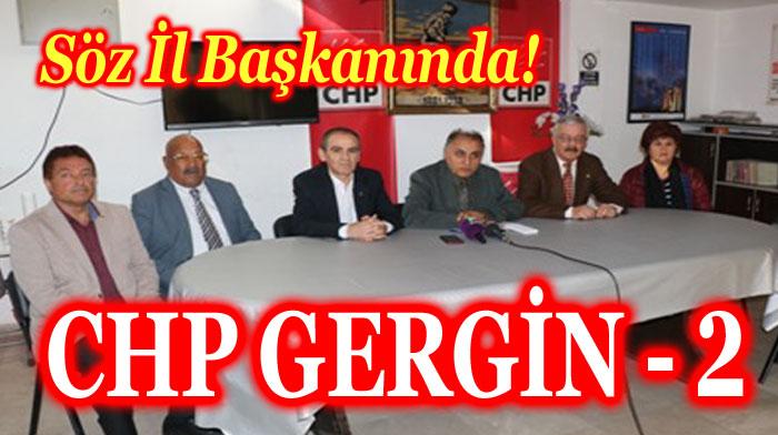 HANGİ PARTİDE GENEL BAŞKANA KÜFREDİLİYOR?..