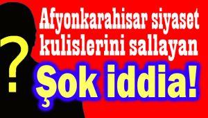 KULİSLERİ SALLAYAN ŞOK İDDİA!..