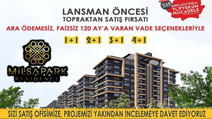 LANSMAN ÖNCESİ TOPRAKTAN SATIŞ FIRSATLARI!..