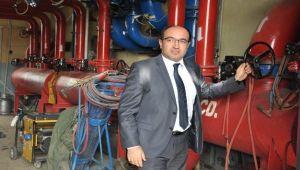 SANDIKLI'DA JEOTERMAL ENERJİDEN 30 BİN KONUT ISINIYOR