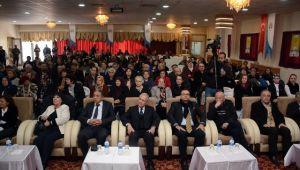 """""""ALZHEİMER HASTALIĞI İLE YAŞAM"""" KONFERANSI DÜZENLENDİ"""