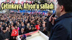 BİZİM KAVGAMIZ, MİLLETE HİZMET KAVGASIDIR!..