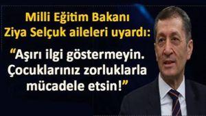 ÇOCUKLARINIZ MÜCADELE ETMEYİ ÖĞRENSİN!..