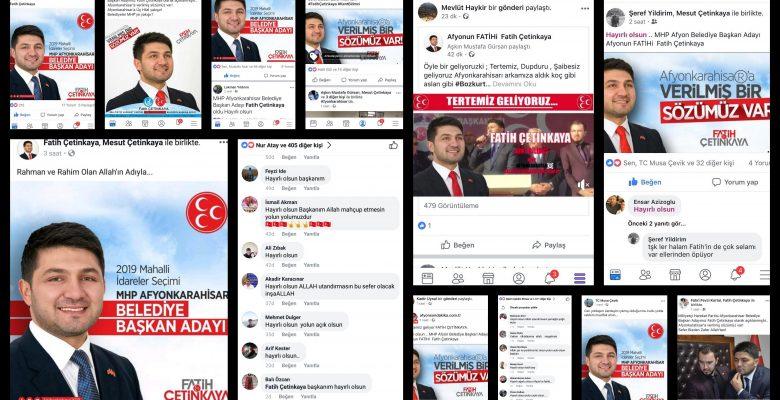 FATİH ÇETİNKAYA'NIN ADAYLIĞI SOSYAL MEDYAYI SALLADI!..