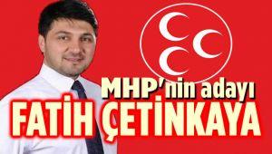 MHP'NİN AFYONKARAHİSAR ADAYI FATİH ÇETİNKAYA