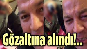 PSİKOPAT GÖZALTINA ALINDI!..