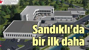 SANDIKLI'DA BİR İLK DAHA!..