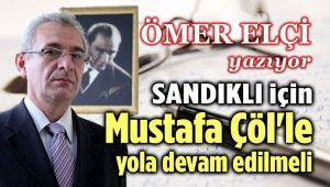 SANDIKLI İÇİN MUSTAFA ÇÖL'LE DEVAM!..
