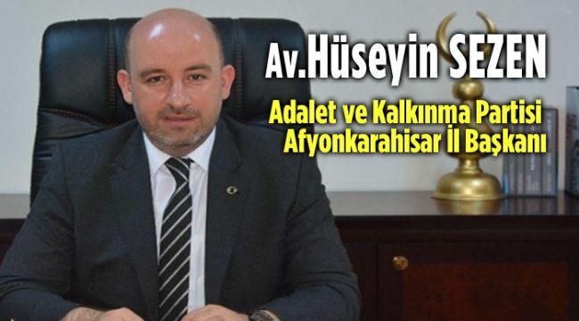 SEZEN'DEN CHP'YE ASGARİ ÜCRET VE SOKAK ÇAĞRISI TEPKİSİ