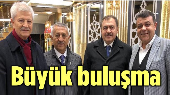 SİYASETTE BÜYÜK BULUŞMA!..