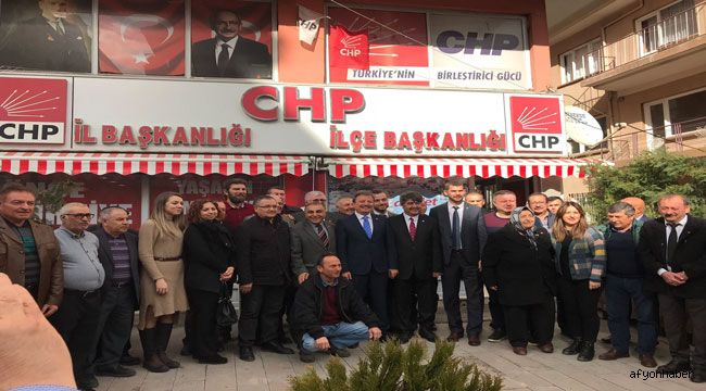 """""""ADAYIMIZIN ARKASINDAYIZ, BİRLİKTE BAŞARACAĞIZ"""""""