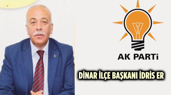 Dinar ak parti'den basın açıklaması
