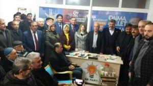 DİNAR'DA İTTİFAKIN İLK TOPLANTISI YAPILDI