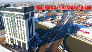 DOUBLETREE BY HİLTON 15 MART´TA AÇILIYOR
