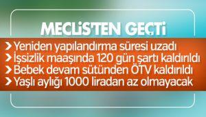 İŞSİZLİK MAAŞINDA 120 GÜN ŞARTI KALDIRILIYOR