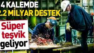 EK İSTİHDAMA BÜYÜK TEŞVİK!..