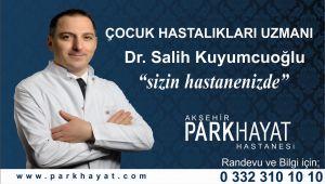 İKİNCİ ÇOCUK HASTALIKLARI UZMANI PARKHAYAT'TA HASTA KABULÜNE BAŞLADI