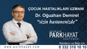 PARKHAYAT'A ÜÇÜNCÜ ÇOCUK DOKTORU