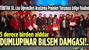 AFYON'DAN 6 PROJE DERECEYE GİRDİ!..