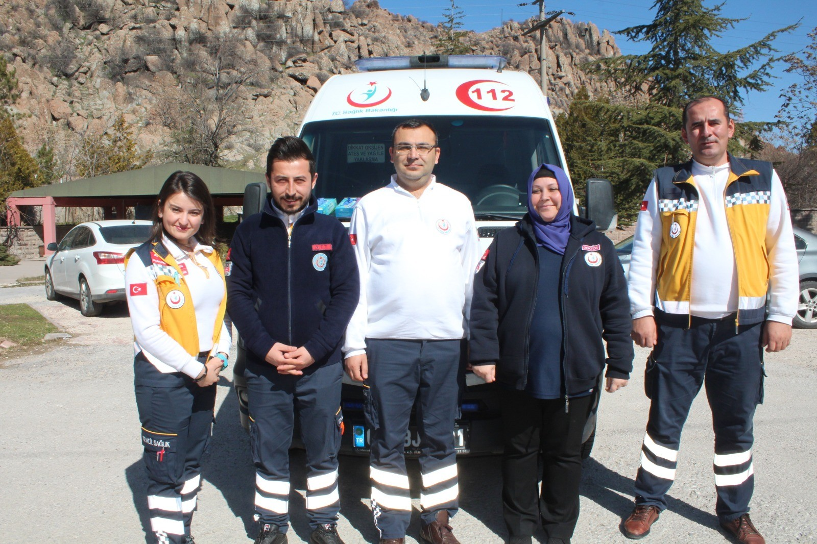 """ALTIN AMBULANS ÖDÜLLERİ""NE AFYONKARAHİSAR'DAN ADAY"