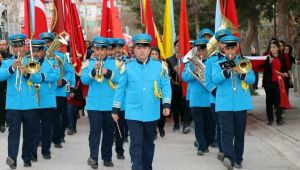 ATATÜRK'ÜN DİNAR'A GELİŞİNİN 89. YILDÖNÜMÜ KUTLANDI