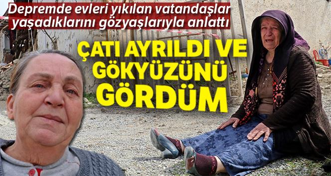 DENİZLİ'DE DEPREM ŞOKU!..